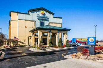 Comfort Inn & Suites Springfield I-44