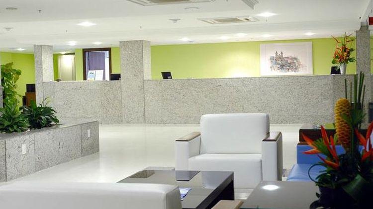 Bahia Plaza Resort Lobby
