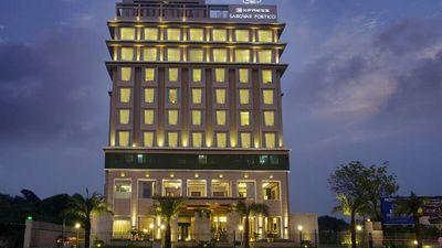 Goldfinch Hotel Delhi