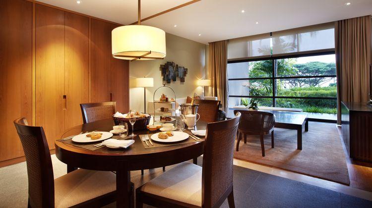 Capella Singapore Room