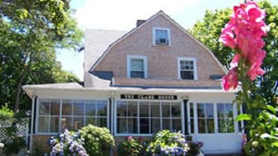 Clark House B&B at Twin Oaks Inn