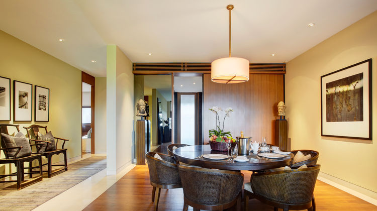 Capella Singapore Suite