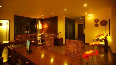JuSTa - The Residence Indiranagar