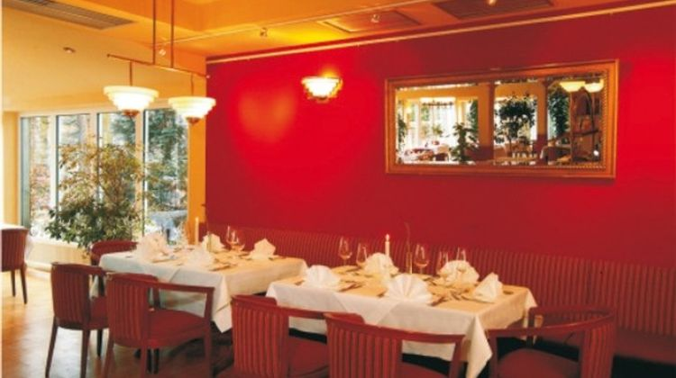 Hotel Am Lunik Park Restaurant
