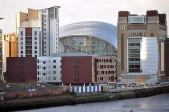 Jurys Inn Newcastle Quayside
