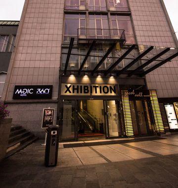 Magic Hotel Xhibition