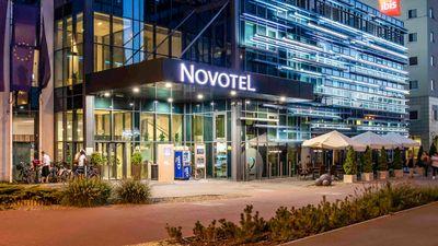 Novotel Lodz Centrum Hotel