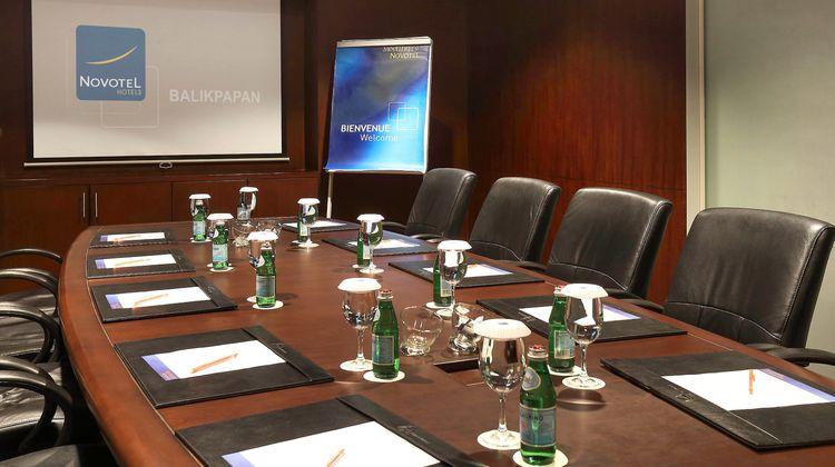Novotel Balikpapan Meeting
