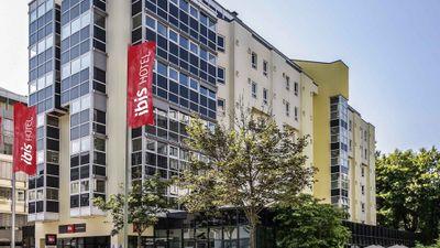 Ibis Hotel Beim Hauptbahnhof