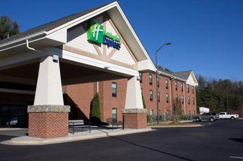 Holiday Inn Express, West Jefferson