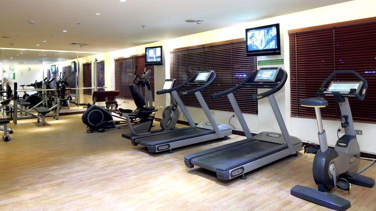 Holiday Inn Al Khobar Health Club