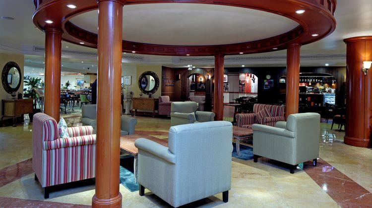 Holiday Inn Al Khobar Lobby
