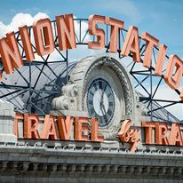 Crawford Hotel at Denver Union Station