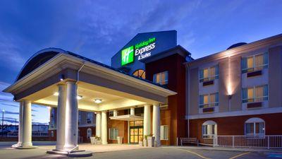 Holiday Inn Express Hinton