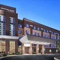 SpringHill Suites Roanoke