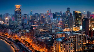 The Westin Bund Center, Shanghai