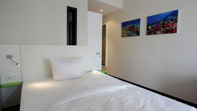 Friendly Cityhotel Oktopus