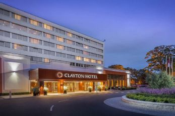 Clayton Hotel Burlington Road