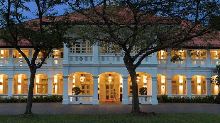 Capella Singapore Exterior