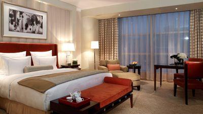 The Ritz-Carlton Beijing, Financial St