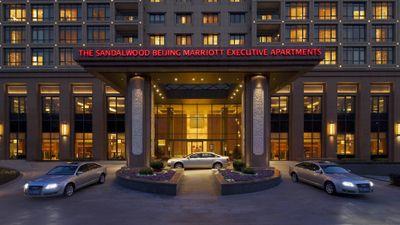 Marriott Exec Apts The Sandalwood