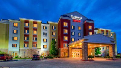 Fairfield Inn & Suites Oklahoma City Apt
