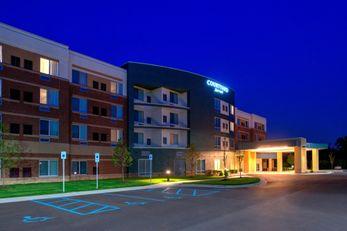 Courtyard Detroit Farmington Hills