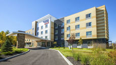 Fairfield Inn & Suites Plattsburgh West