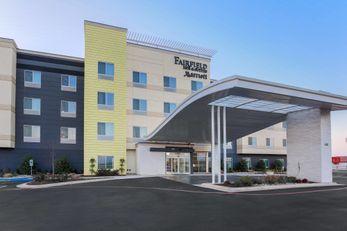 Fairfield Inn & Suites Wichita Falls NW