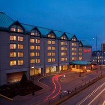 Halifax Marriott Harbourfront Hotel