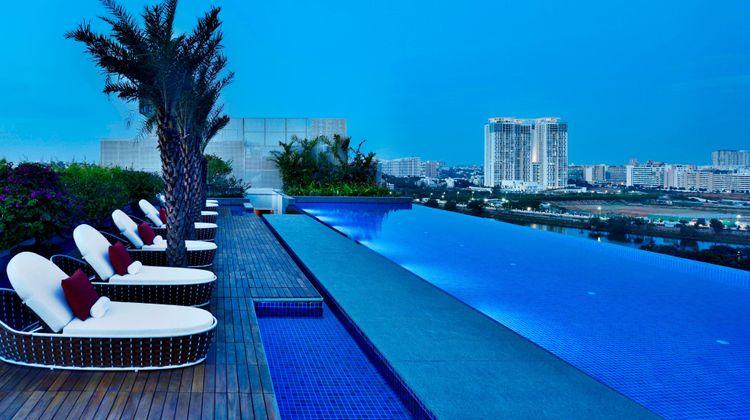 Courtyard by Marriott Bengaluru Hebbal Recreation