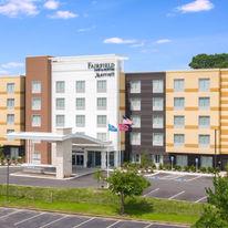 Fairfield Inn & Suites Athens