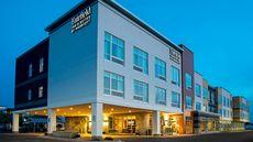 Fairfield Inn & Suites Duluth Waterfront