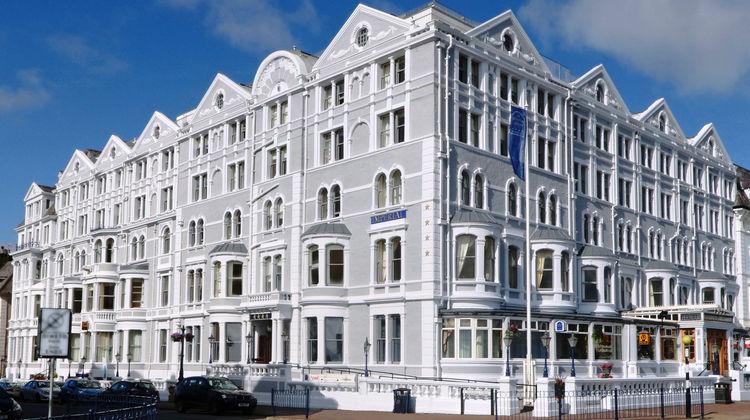 Imperial Hotel Exterior