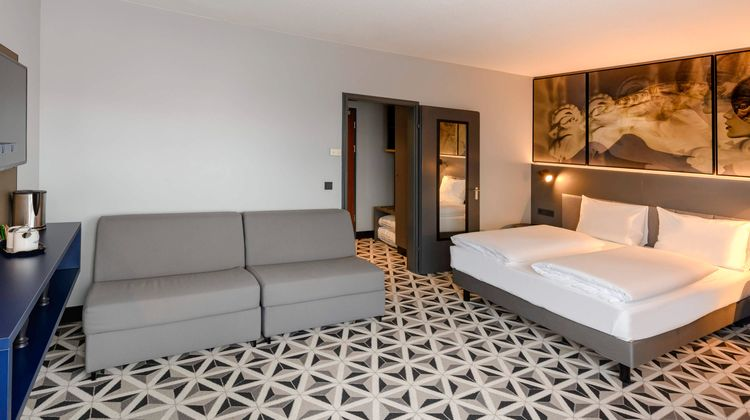 Mercure Hotel Freiburg Am Muenster Room
