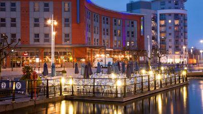 Holiday Inn Express Gunwharf Quays