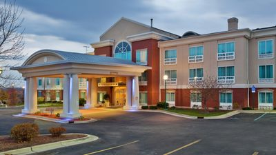 Holiday Inn Express Hotel & Suites-North