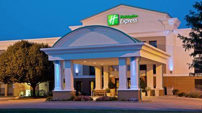 Holiday Inn Express Plainfield