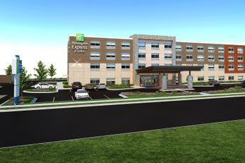 Holiday Inn Express & Stes University S