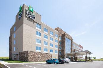 Holiday Inn Express/Stes Indianapolis
