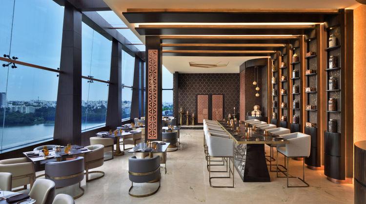 Courtyard by Marriott Bengaluru Hebbal Restaurant
