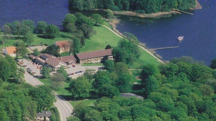 Skanderborghus Hotel Exterior