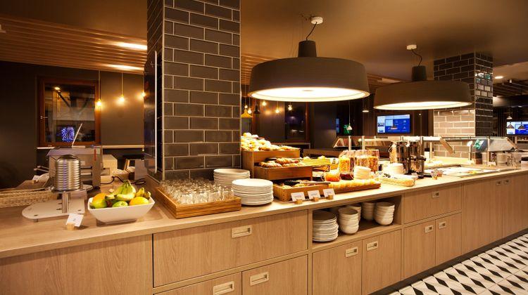Holiday Inn Express Saabruecken Restaurant