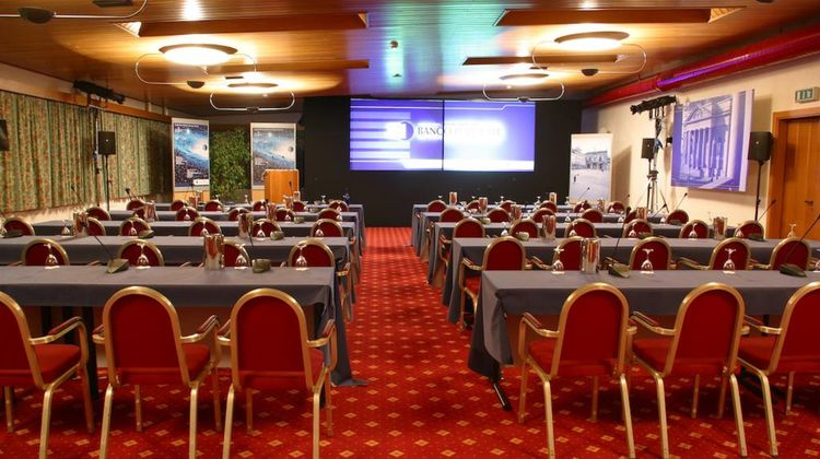Hotel Milano Alpen Resort Meeting & Spa Meeting