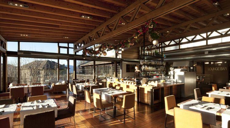 Hotel Milano Alpen Resort Meeting & Spa Restaurant