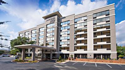 SpringHill Suites Houston Medical Center