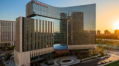 Sheraton Beijing Lize Hotel