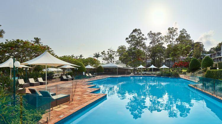 InterContinental Sanctuary Cove Pool