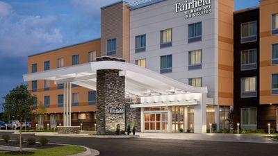 Fairfield Inn & Suites Lodi