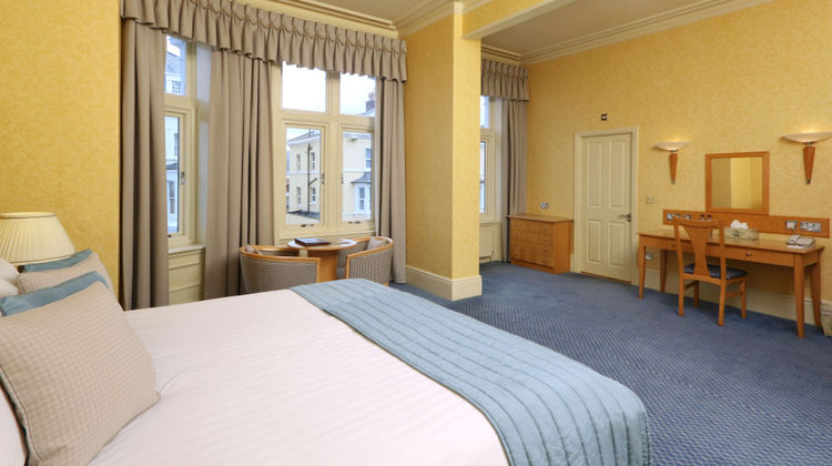 Imperial Hotel Room